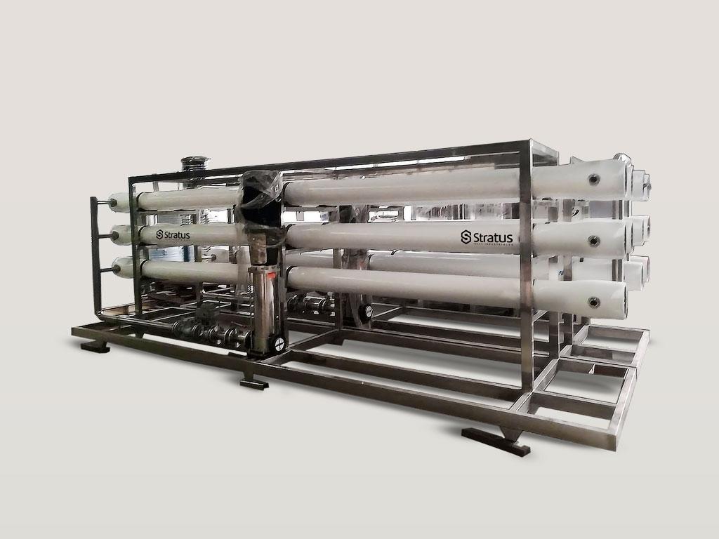planta de osmosis inversa industrial chile