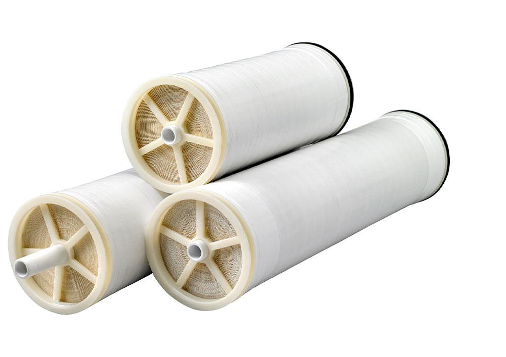 Membranas de osmosis inversa
